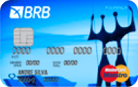 Logo BRBcard Cartão BRB Poupança Mastercard Nacional