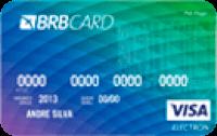 Logo BRBcard Cartão BRB Pré-Pago Visa Nacional