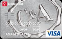 Logo C&A BradesCard C&A Visa Internacional