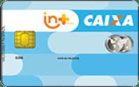 Logo Caixa Econômica Federal Cartão Caixa In Mais Mastercard Internacional
