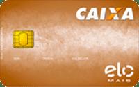 Logo Caixa Econômica Federal Cartão Caixa Elo Mais Internacional