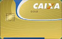 Logo Caixa Econômica Federal Cartão Caixa Visa Gold