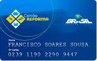 Logo Caixa Econômica Federal Cartão Reforma Caixa Nacional