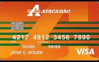 Cartão de Crédito Atacadão