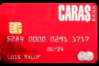 Cartão de Crédito Caras Bank