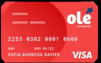 Cartão de Crédito Olé Consignado