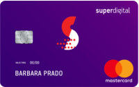 Logo SuperDigital Cartão de Crédito SuperDigital