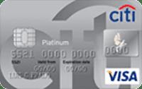 Logo Citibank Cartão Citibank Clássico Visa Platinum Internacional
