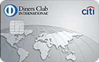 Logo Citibank Diners Club International