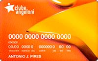 Logo Clube Angeloni Cartão Clube Angeloni Bradescard Nacional