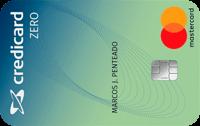 Logo Credicard Cartão Credicard Zero