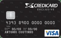 Logo Credicard Credicard Exclusive Visa Gold