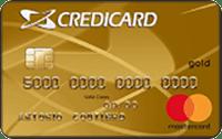 Logo Credicard Credicard Mastercard Gold