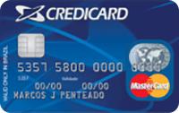 Logo Credicard Cartão Credicard Mastercard Nacional