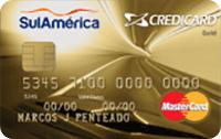 Logo Credicard Credicard SulAmérica Gold