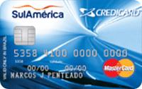 Logo Credicard Credicard SulAmérica International