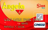 Logo Credz Cartão Angela Credz