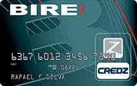 Logo Credz Cartão Bire Modas