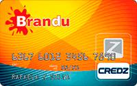 Logo Credz Cartão Brandu Credz