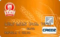 Logo Credz Cartão da Real Credz