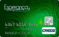 b73f04eb8 Cartão de Crédito Credz Cartão Esperança Credz Nacional   ComparaOnline