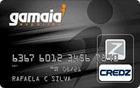 Logo Credz Cartão Gamaia Credz