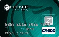 Logo Credz Cartão OdontoCompany Credz