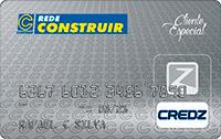 Logo Credz Cartão Rede Construir