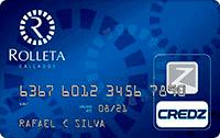 26cbfb3c5 Cartão de Crédito Credz Cartão Rolleta Credz Nacional | ComparaOnline