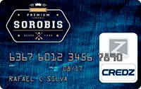 Logo Credz Cartão Sorobis Credz Nacional