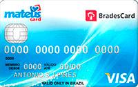 Logo Grupo Mateus Cartão MateusCard Bradescard Visa Nacional