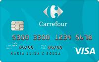 Cartão de Crédito Hipermercado Carrefour