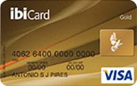 Logo Ibi IbiCard Visa Gold