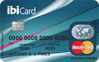 Logo Ibi Cartão IbiCard Mastercard Nacional