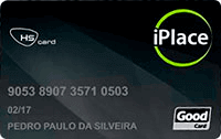 Logo iPlace Cartão iPlace Good Card Nacional