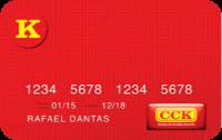 Cartão de Crédito Koerich