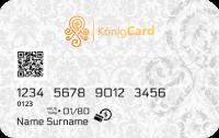 Cartão de Crédito König Bank