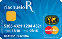 Logo Loja Riachuelo Cartão Riachuelo Mastercard Nacional