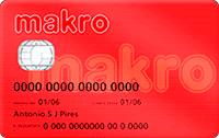 Logo Makro BradesCard Makro Nacional Visa