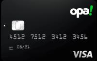 Cartão de Crédito Opa! Pagamentos