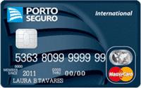 Logo Porto Seguro Cartão Porto Seguro Mastercard Internacional