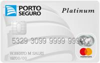 Logo Porto Seguro Cartão Porto Seguro Mastercard Platinum Internacional