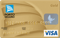Logo Porto Seguro Cartão Porto Seguro Visa Gold