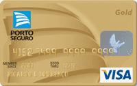 Logo Porto Seguro Cartão Porto Seguro Visa Gold Internacional