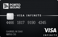 Logo Porto Seguro Cartão Porto Seguro Visa Infinite Internacional