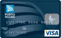 Logo Porto Seguro Cartão Porto Seguro Visa Internacional