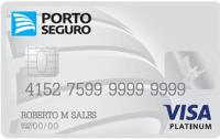 Logo Porto Seguro Cartão Porto Seguro Visa Platinum Internacional