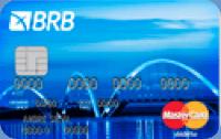 Logo BRBcard Cartão BRB Rapidinho Maestro Mastercard Internacional