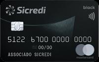 Logo Sicredi Cartão Sicredi Mastercard Black Internacional