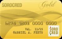 Logo Sorocred Cartão de Crédito Gold Sorocred